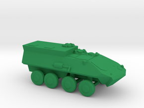 1/200 Scale LAV-25 C Command in Green Strong & Flexible Polished