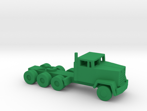1/200 Scale M920 Tractor in Green Strong & Flexible Polished