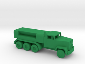1/200 Scale M919 Truck, Concrete Mixer in Green Strong & Flexible Polished