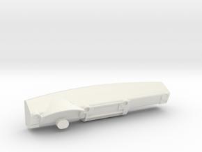 LC 90 Dash LHD in White Natural Versatile Plastic