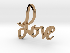 Love in Polished Brass