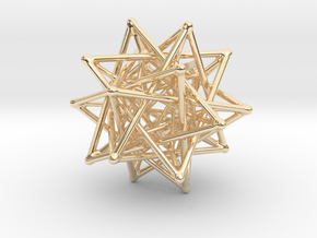 Flexo the Star in 14K Yellow Gold