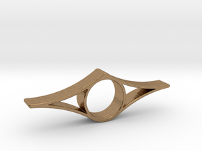 page spreader in Natural Brass
