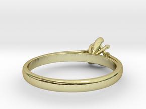 Model-eaa14665297b253bd7f3924a2a4bb96b in 18k Gold Plated Brass
