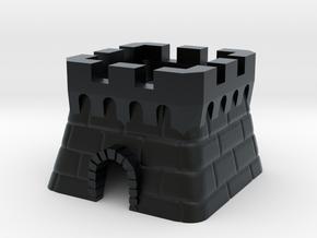 Cherry MX Castle Keycap in Black Hi-Def Acrylate