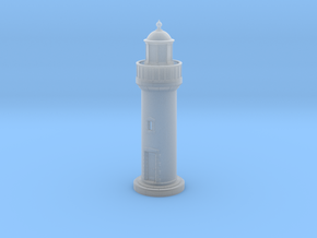 Npb10 - Small brittany lighthouse in Smoothest Fine Detail Plastic