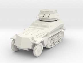 PV159A Sdkfz 250/9 2cm (28mm) in White Strong & Flexible