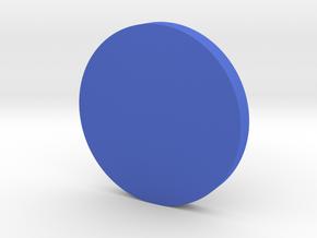 The Basic in Blue Processed Versatile Plastic