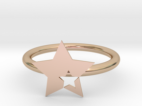 Rings in 14k Rose Gold