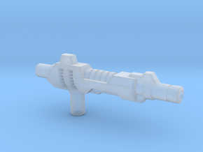 Krok's Electro Pulsator Gun (5mm) in Smooth Fine Detail Plastic