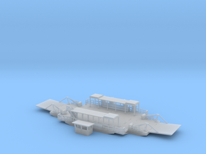 Modular Fähre - 1:160 in Smooth Fine Detail Plastic