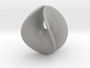 Enneper D4 (positive counterweights) in Aluminum: Extra Small