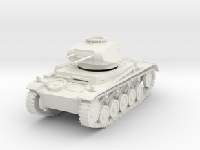 PV162 Pzkw IIF Light Tank (1/48) in White Strong & Flexible