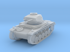 PV162C Pzkw IIF Light Tank (1/87) in Smooth Fine Detail Plastic