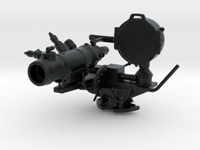 1:25 Panther Nightvision FG1250 Infrared Optics v2 in Black Hi-Def Acrylate