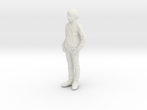 Printle C Kid 055 - 1/24 - wob in White Natural Versatile Plastic