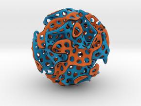 Color lidinoid (irregular holes) in Full Color Sandstone