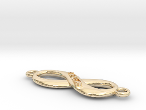 Magnificent 4-ever in 14K Yellow Gold