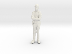 Printle C Kid 057 - 1/24 - wob in White Natural Versatile Plastic