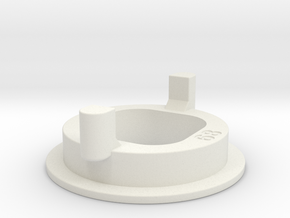 85% Width Gate for Sanwa JLF in White Strong & Flexible