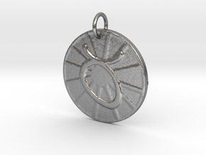 Taurus Wheel  by ~M. (Apr. 20-May 20) in Natural Silver