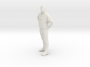 Printle C Homme 010 - 1/72 - wob in White Natural Versatile Plastic