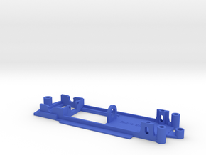 Chasis Avant Slot In Line Paginaslot in Blue Processed Versatile Plastic