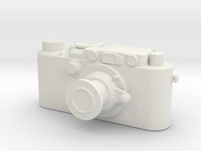 Printle Thing Leica - 1/24 in White Natural Versatile Plastic