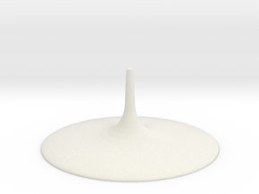 ShipStand in White Natural Versatile Plastic