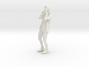 Printle C Femme 031 - 1/35 - wob in White Strong & Flexible