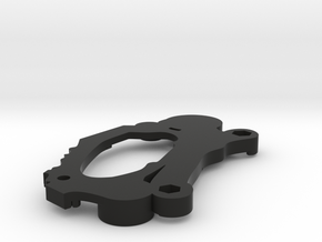 The Division - Climbing Tool in Black Natural Versatile Plastic