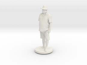 Printle C Homme 401 - 1/24 in White Strong & Flexible