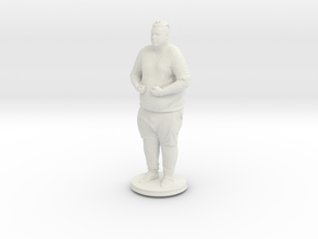 Printle C Homme 406 - 1/24 in White Strong & Flexible