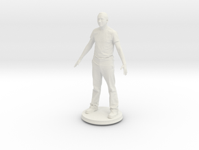 Printle C Homme 413 - 1/24 in White Strong & Flexible