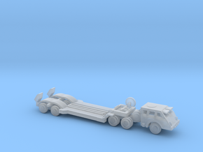 1/144 Scale Dragon Wagon Set in Smooth Fine Detail Plastic