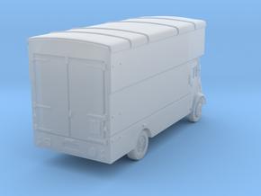 TT Gauge Furniture Van in Smooth Fine Detail Plastic