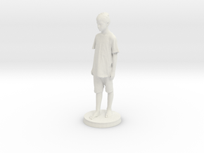 Printle C Kid 134 - 1/24 in White Natural Versatile Plastic