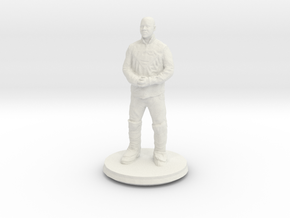 Printle C Homme 415 - 1/24 in White Strong & Flexible
