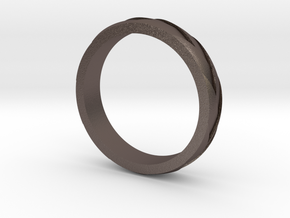 "Ring ""Profil"" in Stainless Steel"