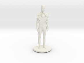 Printle C Homme 419 - 1/24 in White Strong & Flexible