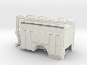 1/64 ALF Squad Body non-rollups in White Natural Versatile Plastic