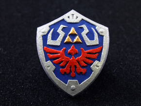 Royal Shield III in Frosted Ultra Detail