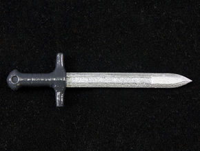 Ordon Sword in Smooth Fine Detail Plastic