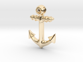 Anchor Classic 2016 in 14K Yellow Gold