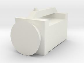 Flash Light - A in White Natural Versatile Plastic