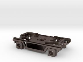Rollbock Plus V1.2 in Polished Bronzed Silver Steel: 1:32