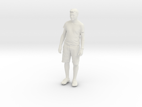 Printle C Homme 103 - 1/72 - wob in White Strong & Flexible