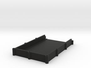 Quick Pouch P1.4 in Black Natural Versatile Plastic