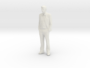Printle C Homme 187 - 1/72 - wob in White Strong & Flexible