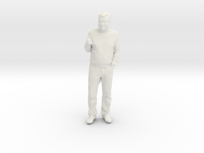 Printle C Homme 248 - 1/72 - wob in White Strong & Flexible